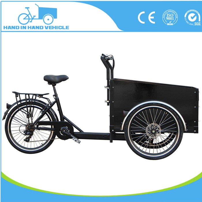 Good Looking 3 wheel cargo Electric Vehicle With Optional Color