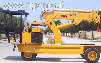 Telehandler Mobile Cranes Diesel Or Electric Version - Buy Telehandler  Mobile Cranes Product on Alibaba com
