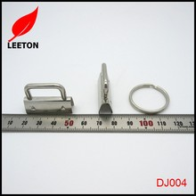 32mm ribbon key FOB hardware with keyring