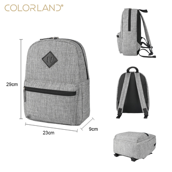 COLORLAND 2-6 years baby bag children toddler backpack for boys and girls with Pad compartment