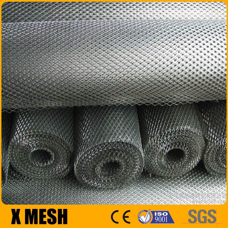 Professional manufacture expanded metal mesh for sale