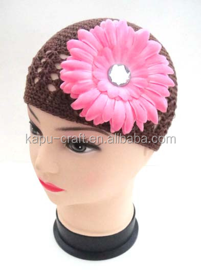Pop Soft&Lovely kufi crochet hat baby hat snapback cap
