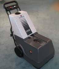 Low Moisture Dry Foam Carpet & Upholstery Soil Extraction Machines