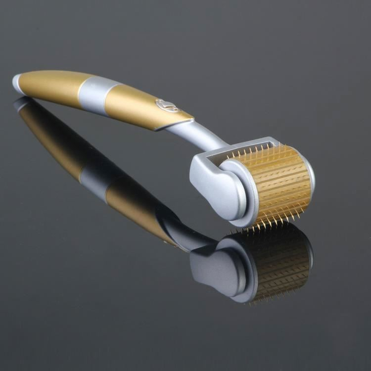Fabrik preis mikronadel nadelung roller dermaroller titan für haut verjüngung