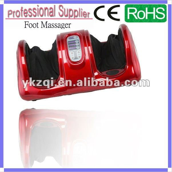 2012 Newly Multifunction Electric Foot Massage Equipment For Health Care