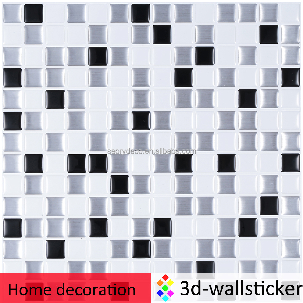 New wallpaper peel and stick instant mosaic wall decor wallpaper quotes canada