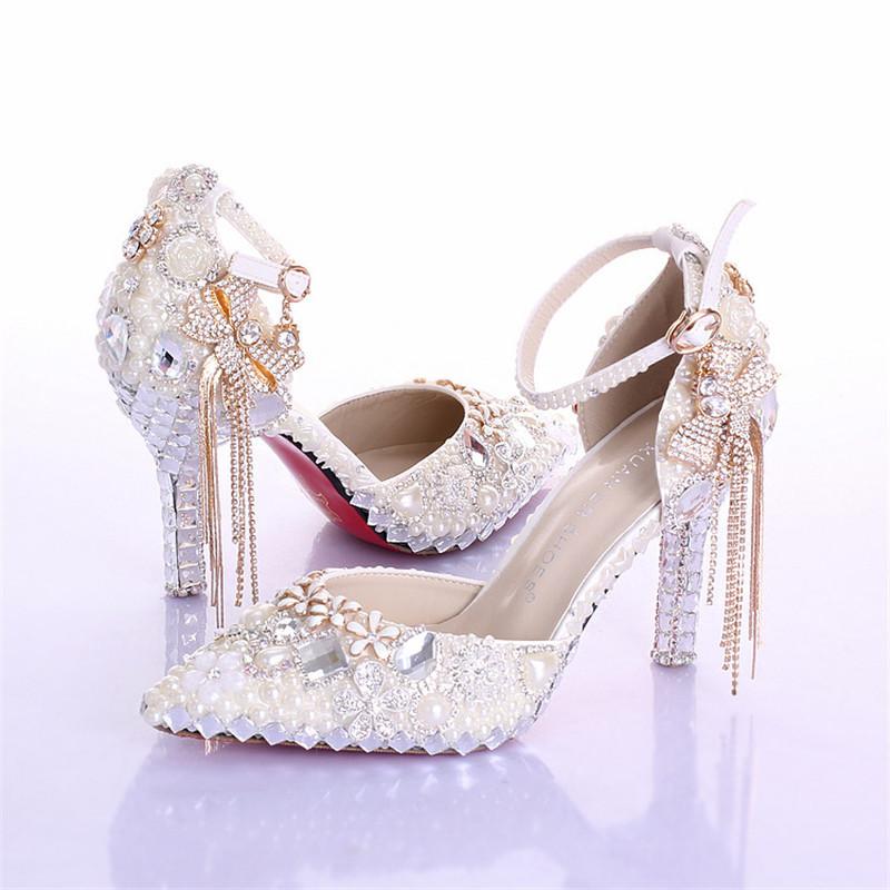 perles fines bon chaussures bon fines marché, trouver des perles chaussures porte sur la ligne à ali baba 9e5d48