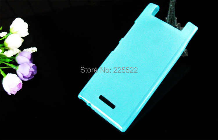 9c1e76e440 Promotion sale for NGM Forward Next TPU Transparent Pudding Style Covers  Smart Mobile Cell Phone Shell Case bags - us76