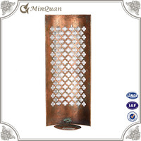Wall Mounted Votive Scroll Candle Holders