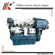 Ferry boat ECU controlled marine propulsion 400HP diesel engine ship engine inboard engine