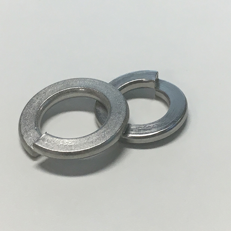 DIN 127B Split Lock Washer Stainless Steel 18-8 Qty 50 A2-70 M6 6mm