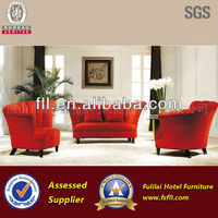 Hotel sofa for hotel business suite hotel living room furniture (FL-1011)