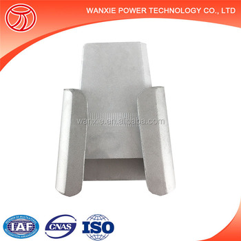 Aluminum Alloy C Type Wedge Clamp Amp Clamp Connector - Buy Amp ...