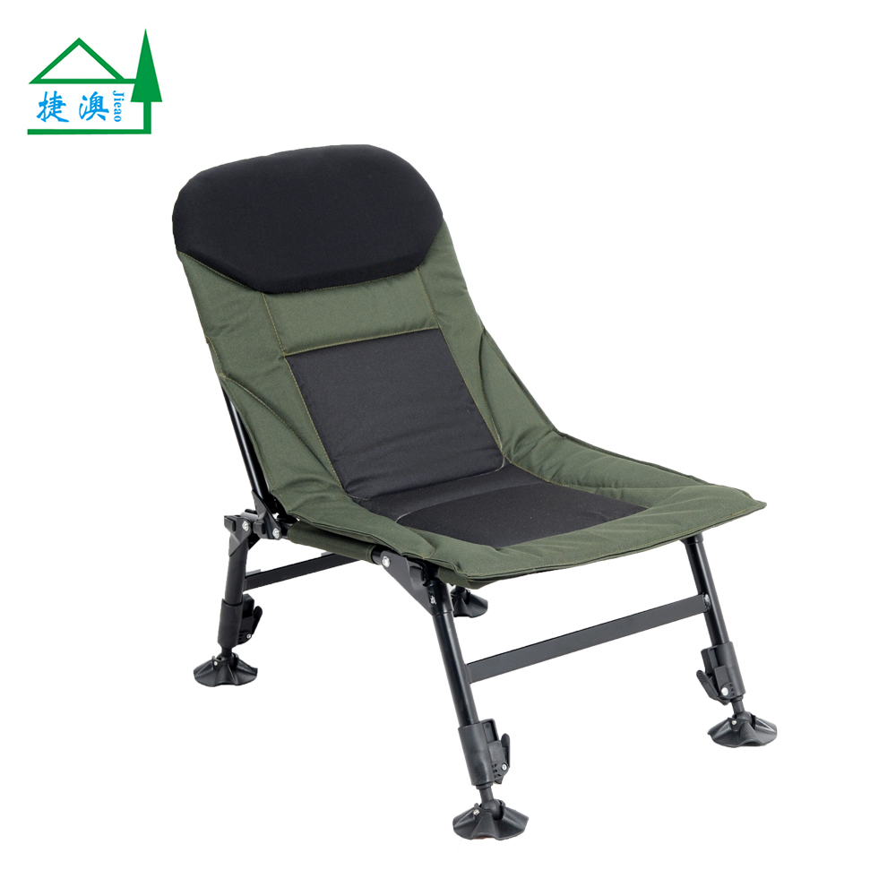 Stable carp fishing chair camping fold chair