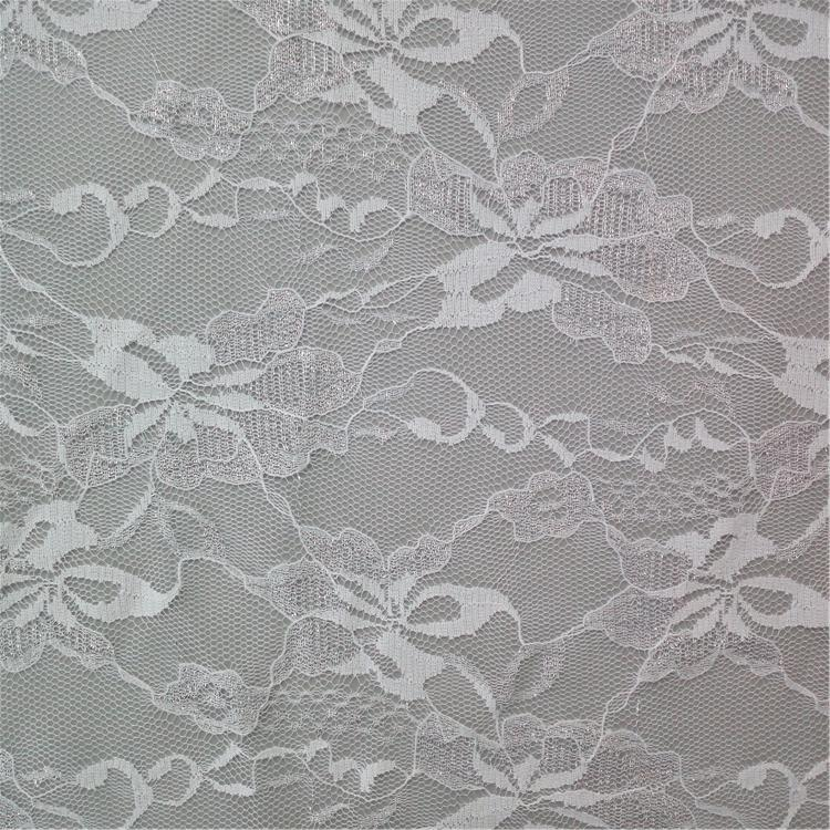 S1104 Top grade nylon cord air net tulle embroidery gold and silver metallic lace fabric