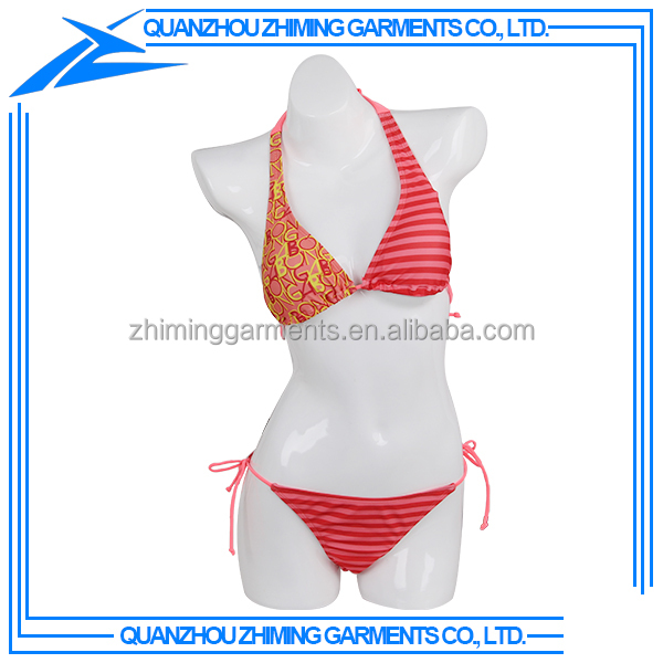 Fashionable Design Ladies Sexy Bikini Swimwear Women Swim Suit