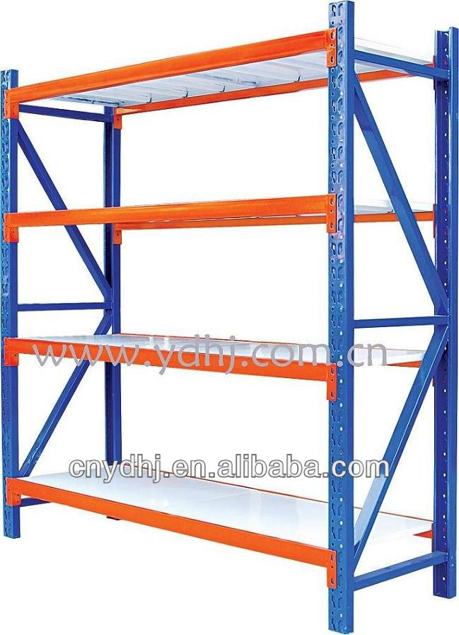 Hot Sale with ISO and CE Standard Warehouse Rack Shelving from Suzhou Yuanda Business Equipment Co.,Ltd YD-123