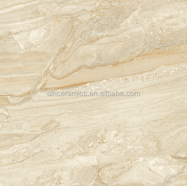 600x600mm Non-Slip Inkjet Glazed Porcelain Rustic Tile from zibo city
