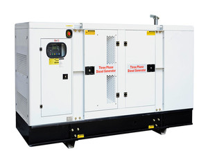 China Professional Silent Diesel High Power genset 75 kva