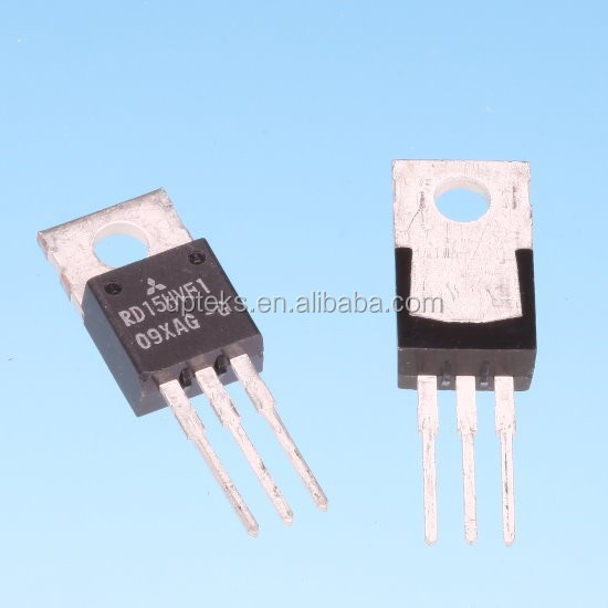 Rd15hvf1 Mitsubishi Silicon Rf Mosfet Power Amplifier Transistor ...