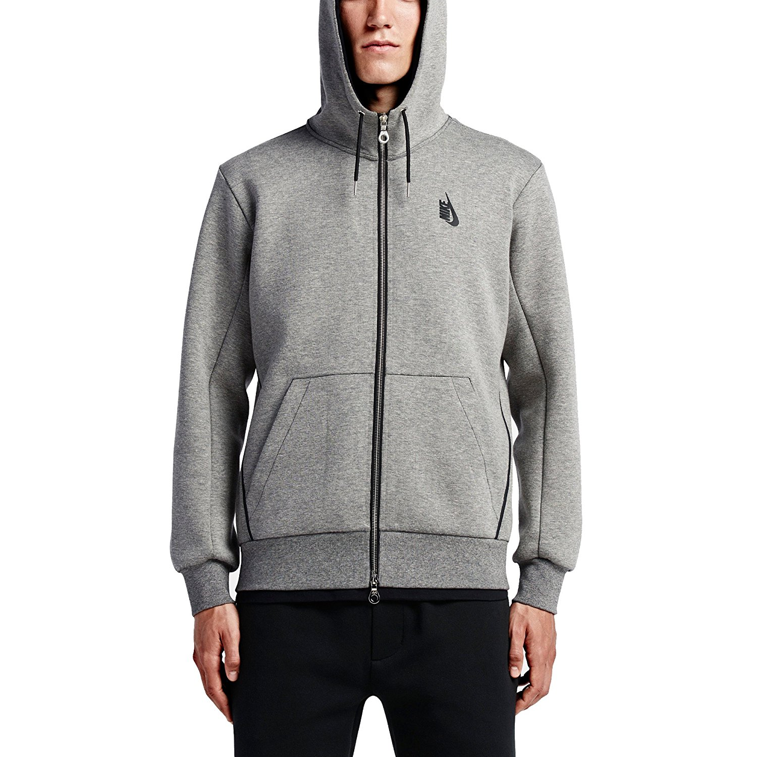 0e5e6ec84676 Get Quotations · Nike Lab Essentials Tech Fleece Men s Hoodie