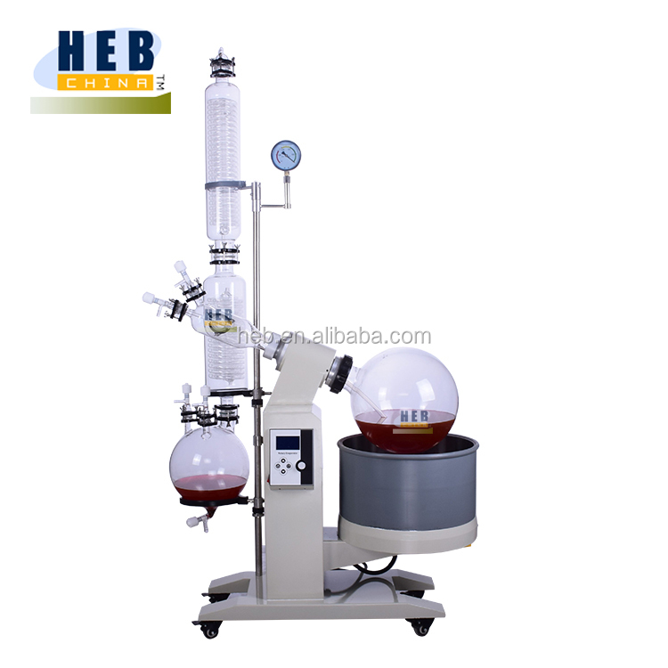 2019 New Design 50L R-1050 large Lab Chemical Rotary Evaporator China