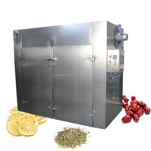 Herb tray dryer drying oven for meat dried vegetable processing machine
