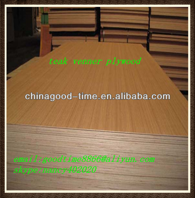 heat treated plywoood for construction and furniture