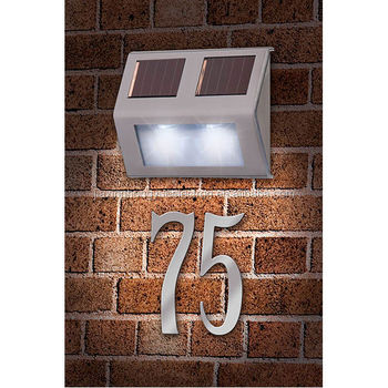 Solar Led House Number Outdoor Solar Stair Light Buy