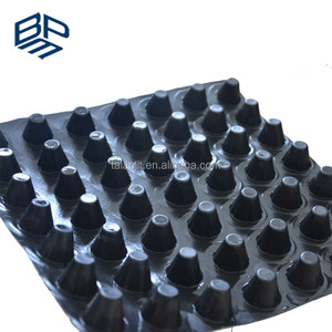 dimple waterproof drainage board for drainage system