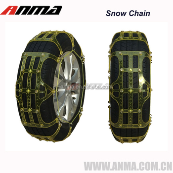 Car Accessories Car Snow Tyre Anti-skid Chains Chains For Car - Buy ...
