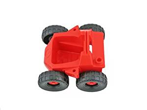 Replacement Mini Red Space Vehicle Fisher Price Imaginext Supernova Battle Rover