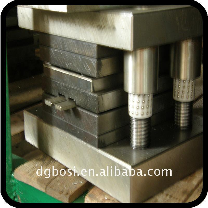 China factory deep drawing press mould die for stamping blank or ground ballast manufactured in