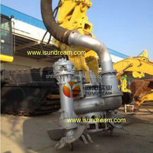 BBP(SUNDREAM) hydraulic motor driven submersible dredge pump