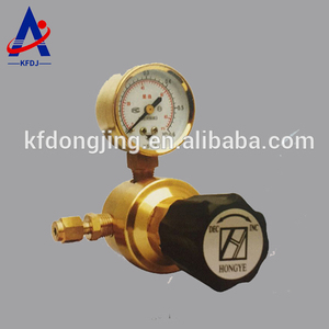 YQJG single stage pressure regulator