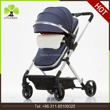 Travel System Modern fancy items for kids luxury baby carriage reversible handle baby pushchair best travel system strollers