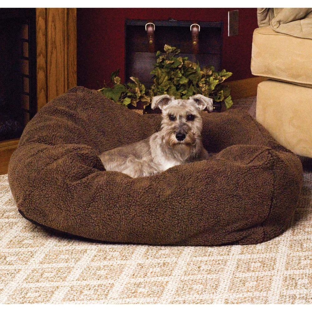 Pet Practical Plush Bed kennel dog