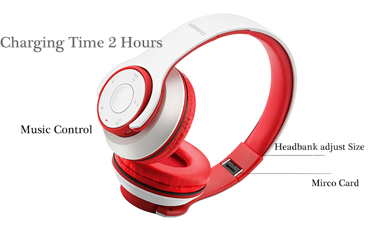 Stereo Headset - Enjoy Music with Wireless Headphones