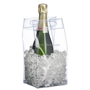 Ice Bag Wine Cooler Bag - So Fresh - Available in four colors -26 (h) cm