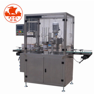Milk power sealing tin can machine/tin can making filling machine