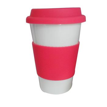 Cadeau Promotionnel En À Café Buy tasse Tasse Silicone Couvercle Céramique Silicone Avec 34ARL5j