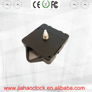 hook new design Silent sweep wall clock movement mechanism