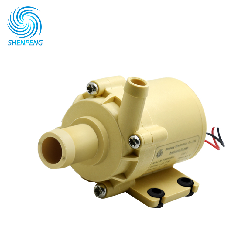 Hot Sale Food Grade BLDC 24v 12v Water Pump With Head 3m