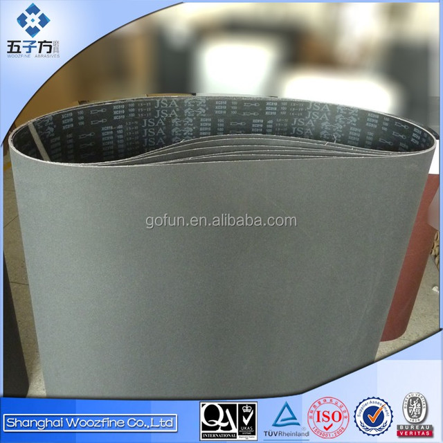 Abrasive cloth for Stainless steel plate