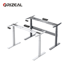 Metal Material Office Computer Standing Desk Specific Use adjustable stand up desk