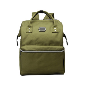 wholesale cheap polyester college backpack bag school china manufacturer
