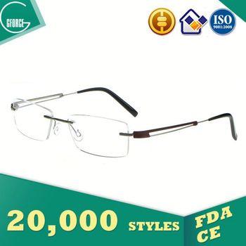Titanium Clear Plastic Eyeglass Frames,Carve Eyewear - Buy Clear ...