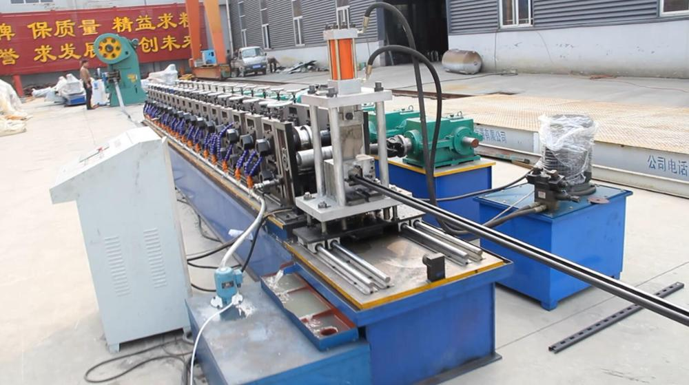 Solar Energy Bracket Roll Forming Machine
