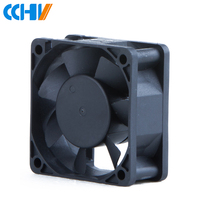 60*60*25mm 12v 24v dc brushless dc axial flow cooling fan blades