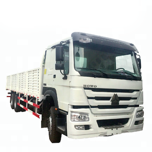 30 ton euro diesel new price sinotruck howo cargo truck/lorry truck 8x4 for  sale